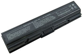 6600mAh Toshiba Satellite Pro L500-1RE Bateria